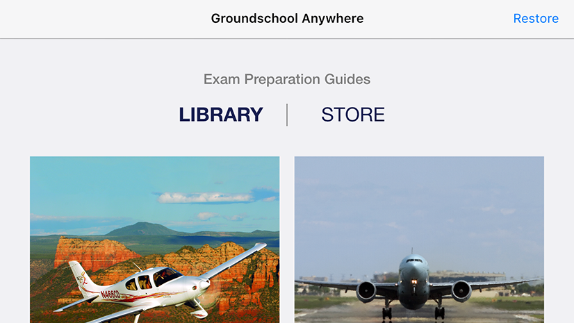 Groundschool Anywhere Preview